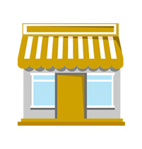 shop front icon